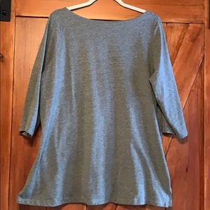 Women within gray top large 18/20